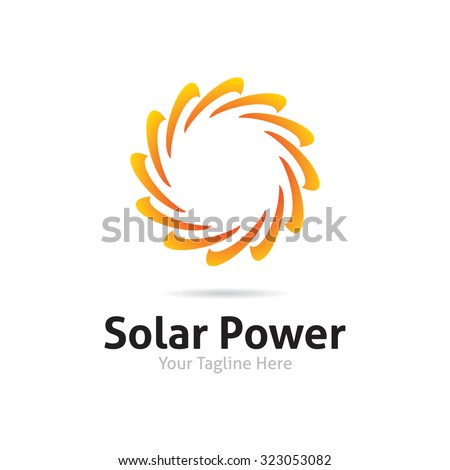 solar power logo