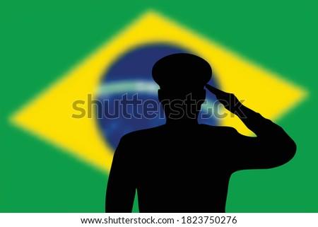 solder silhouette on blur