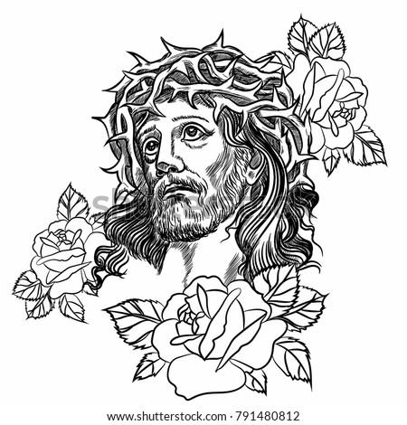 son of god jesus christ tatto