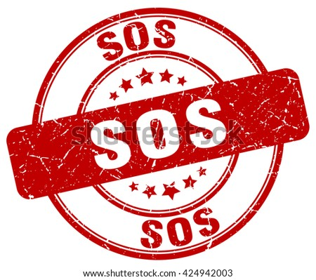 Sos Button stock image. Image of icon, control, help - 33343329