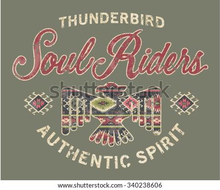 soul riders   american native