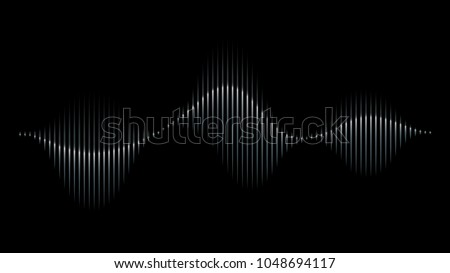 sound wave rhythm