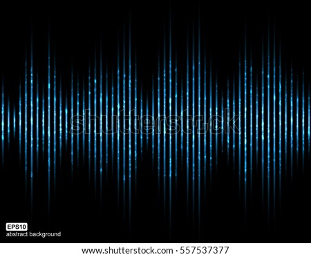 sound waves music digital