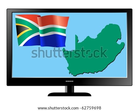 South Africa on TV