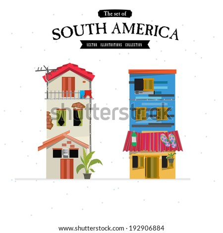 south america house style