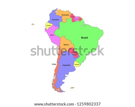 World Map Of Argentina.Free Vector Map Of Argentina Download Free Vector Art Stock
