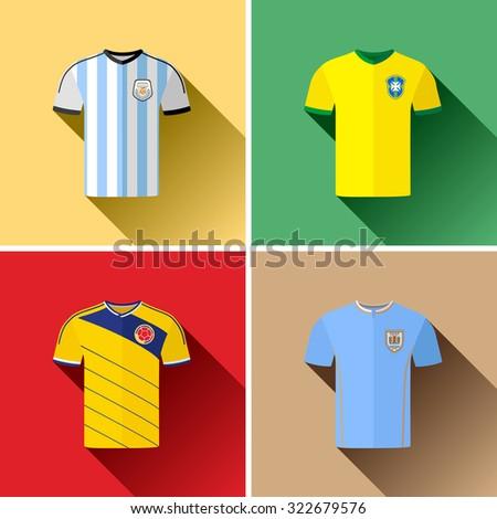 south american football team