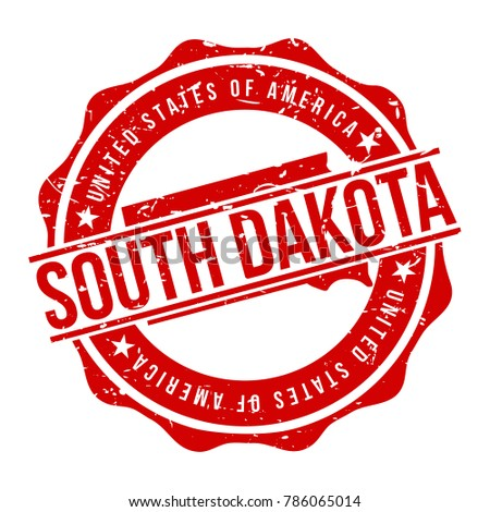 south dakota america original...