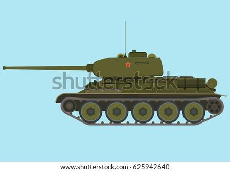 soviet medium green tank t 34