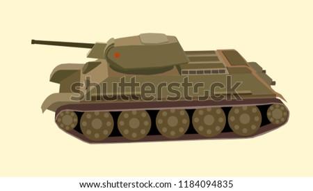 soviet tank t 34 ussr