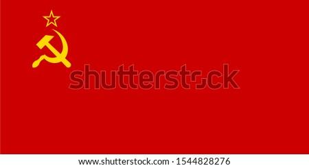 soviet union flag original