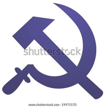 soviet ussr hammer and sickle