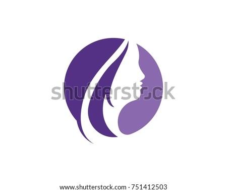 Spa and beauty logos