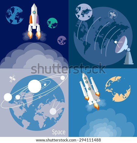 space and astronautics rockets