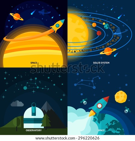space and universe design