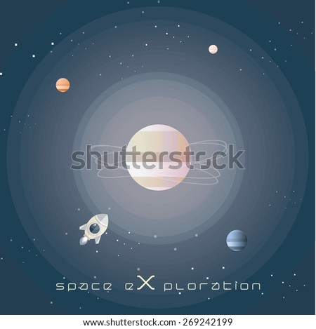 space exploration abstract