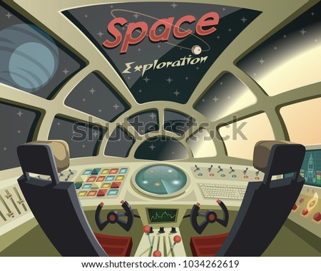 space exploration  view from