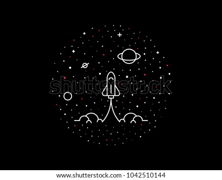 space flight vector