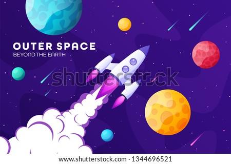 space futuristic modern