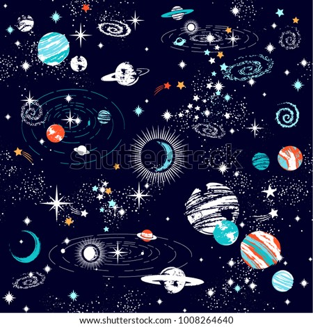 space galaxy constellation