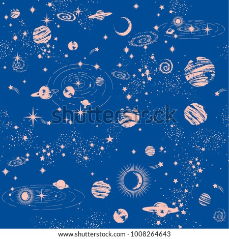 space galaxy constellation
