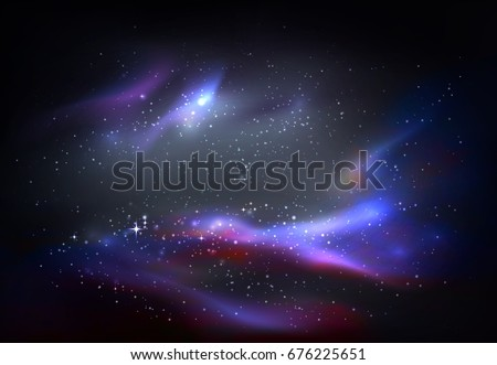 space or universe  cosmos and