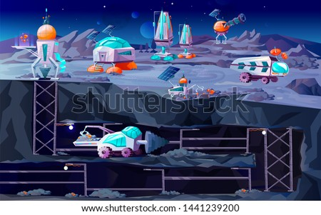 space planet colonization