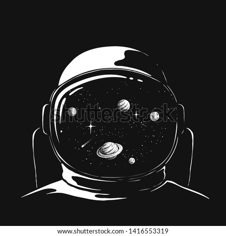 space reflection in an