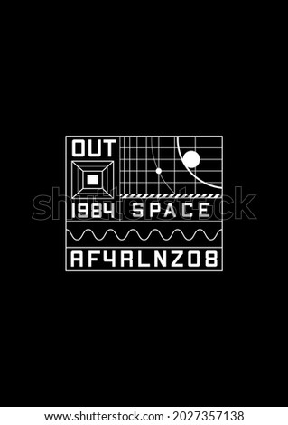 space 1984 t shirt and apparel