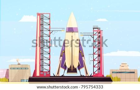 space technology rocket