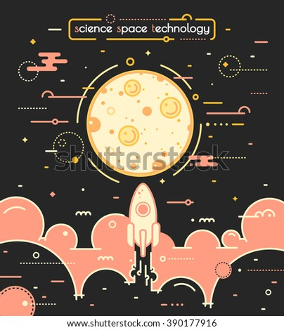 space vector landscape in
