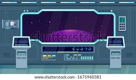 spacecraft  shuttle or ship
