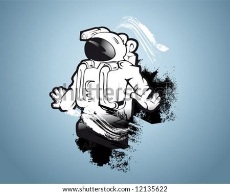 spaceman grunge