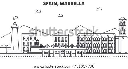 spain  marbella architecture