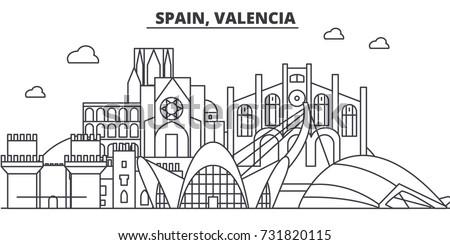 spain  valencia architecture