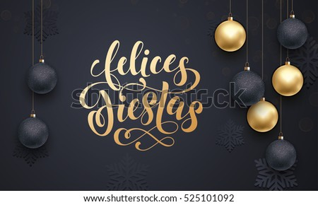 spanish happy holidays felices