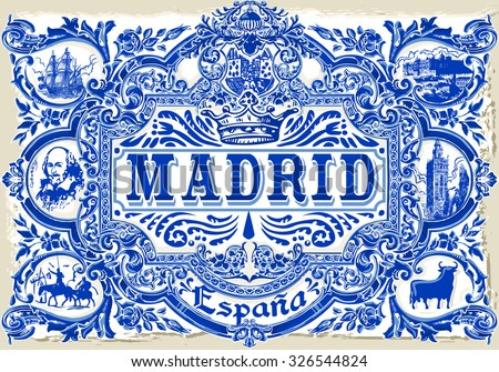 Spanish Background Download Free Vector Art Stock Graphics Images Mesmerizing Spanish Patterns