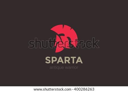 sparta warrior helmet antique