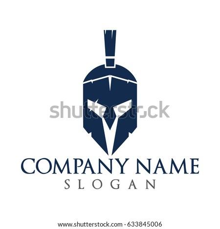 spartan logo old vintage