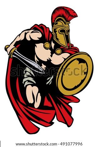 spartan  roman or trojan