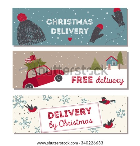 spe ial christmas delivery
