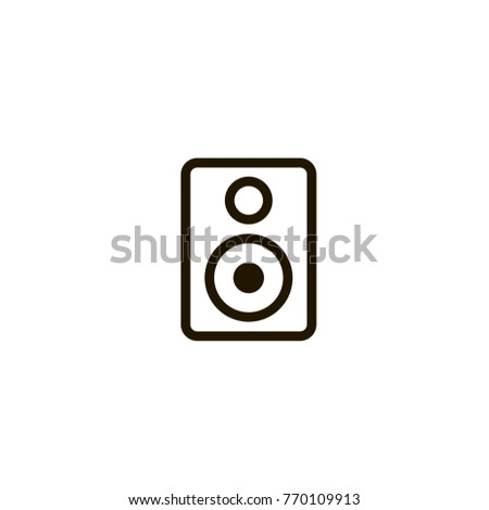 Music Speakers Vectors Download Free Vector Art Stock Graphics