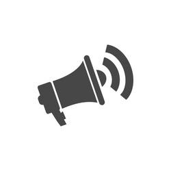 Speaker vector icon. Mail Icon Symbols vector icon. symbol for web site Computer vector icon and mobile vector.