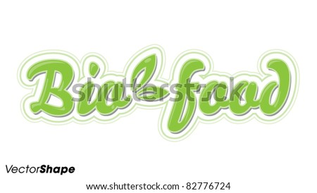 Special bio healthy food seal sticker vector illustration