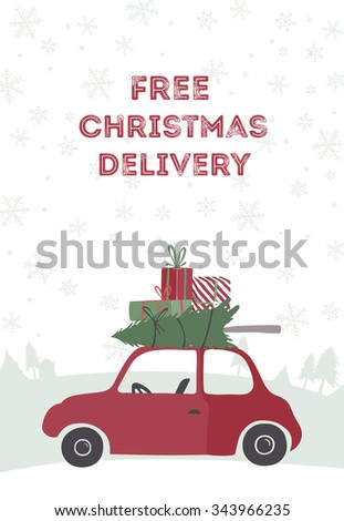 special christmas delivery