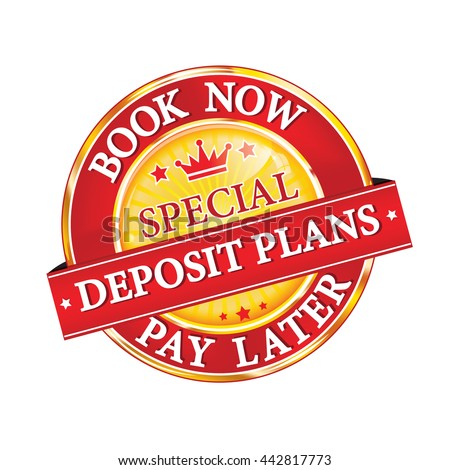 special deposit plans book now