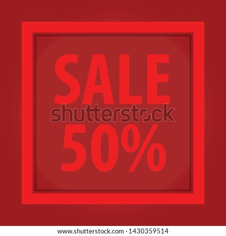 Special Discounts, Sales Collection Tags, editable, discount template