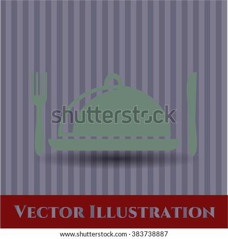 Special Food icon or symbol