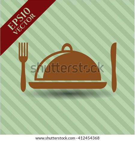 Special Food vector icon