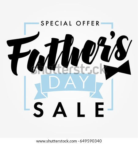 special offer father s day sale